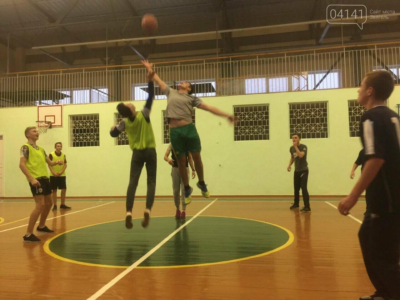 До Дня Святого Миколая в Новограді-Волинському відбувся турнір з баскетболу (фото), фото-3