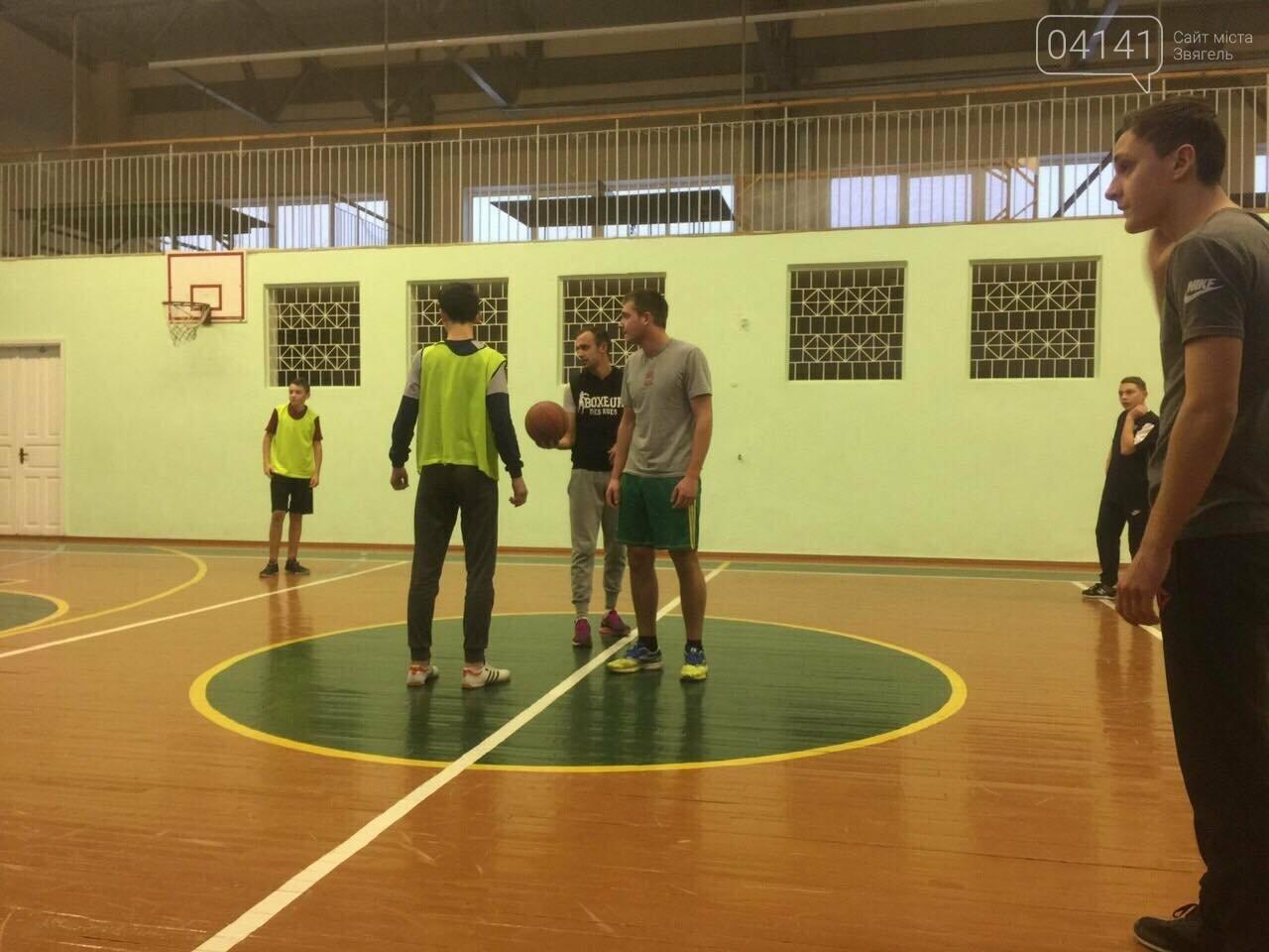 До Дня Святого Миколая в Новограді-Волинському відбувся турнір з баскетболу (фото), фото-4