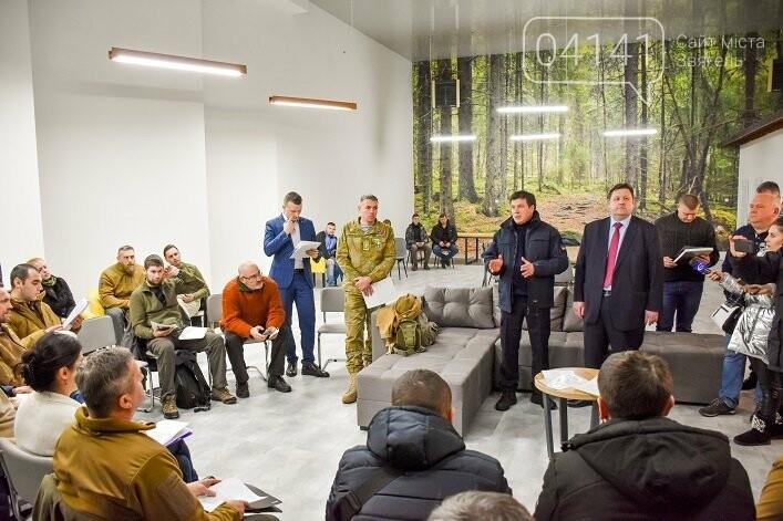 На Житомирщині розпочав свою роботу перший в Україні Дім ветерана, фото-2