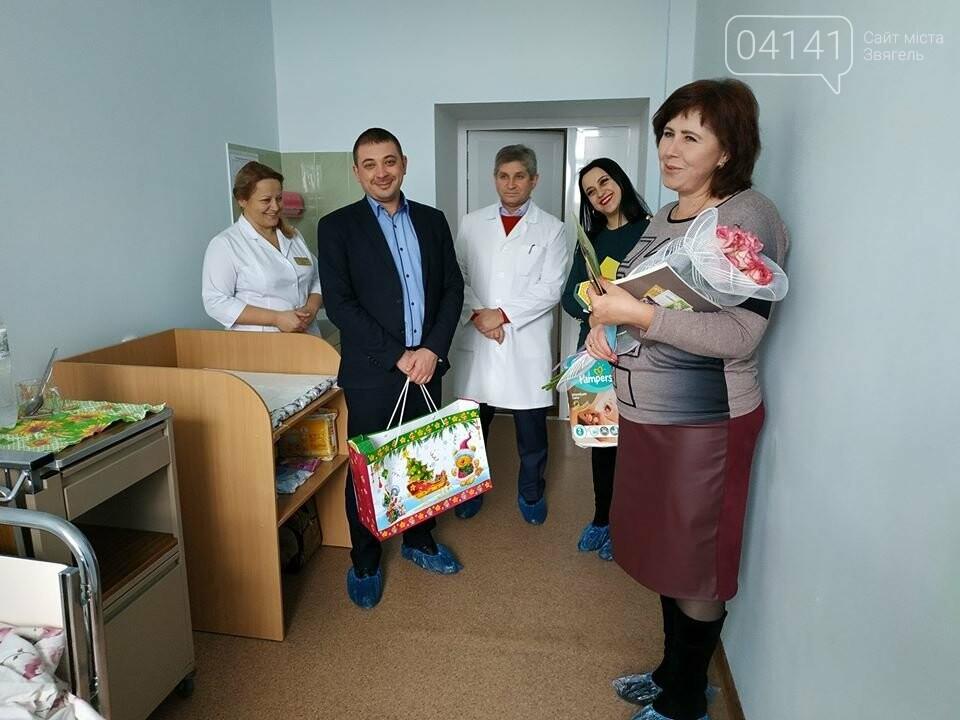 Першою в  2019 році в Новограді народилася дівчинка, фото-1