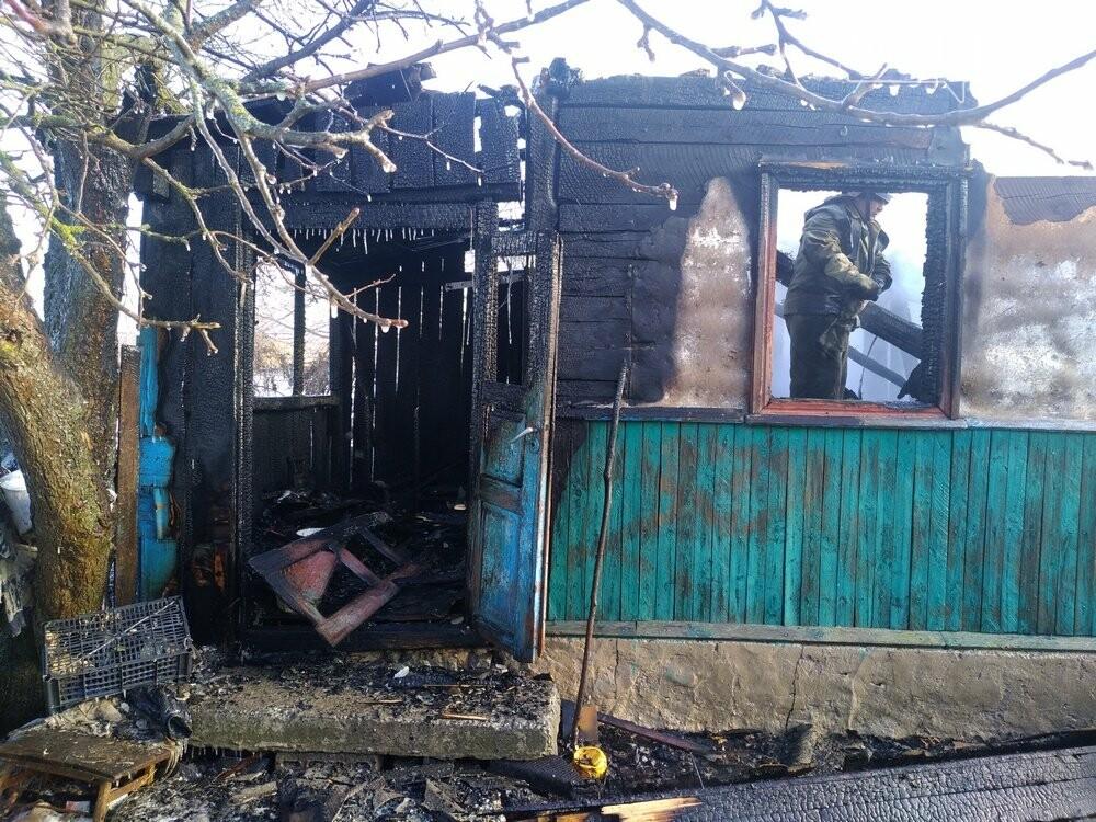 Смертельна пожежа сталася на Житомирщині, фото-1
