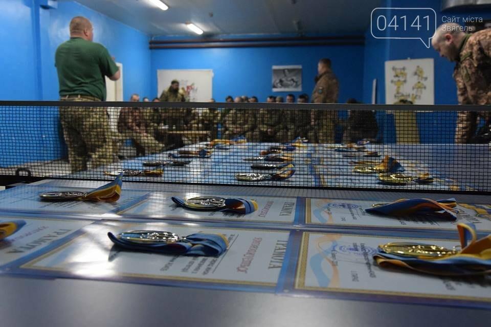 В 30 бригаді відбулися перші в цьому році змагання з гирьового спорту, фото-3