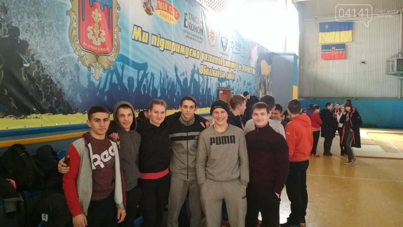 Новоградські спортсмени гідно виступили на чемпіонаті Житомирщини з вільної боротьби  , фото-1