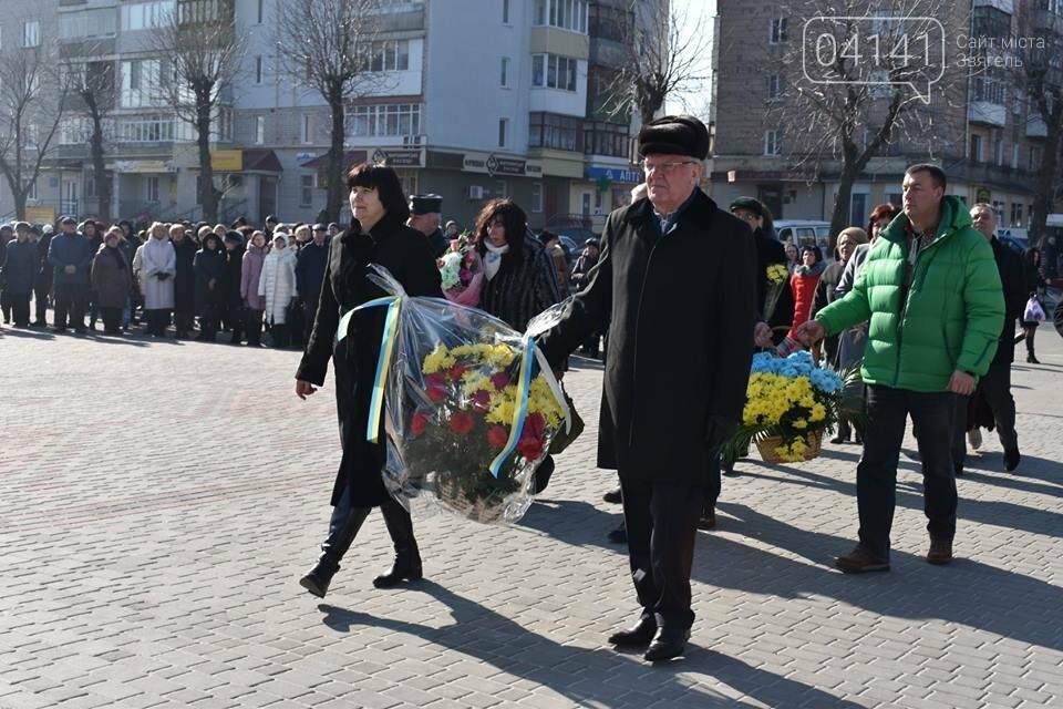 У Новограді-Волинському вшанували Лесю Українку, з нагоди 148-річчя від дня її народження , фото-1