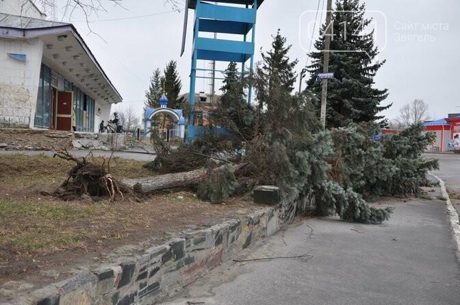 У Новограді-Волинському знесло дах будинку (ФОТО), фото-4