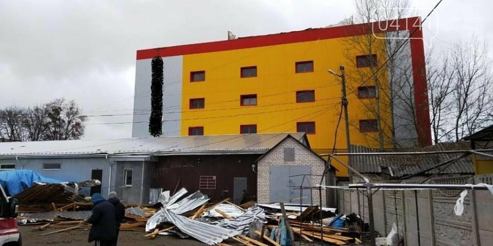 На Житомирщині зірвало покрівлю з будівлі: 1 людина загинула та ще 1 отримала травми, фото-2