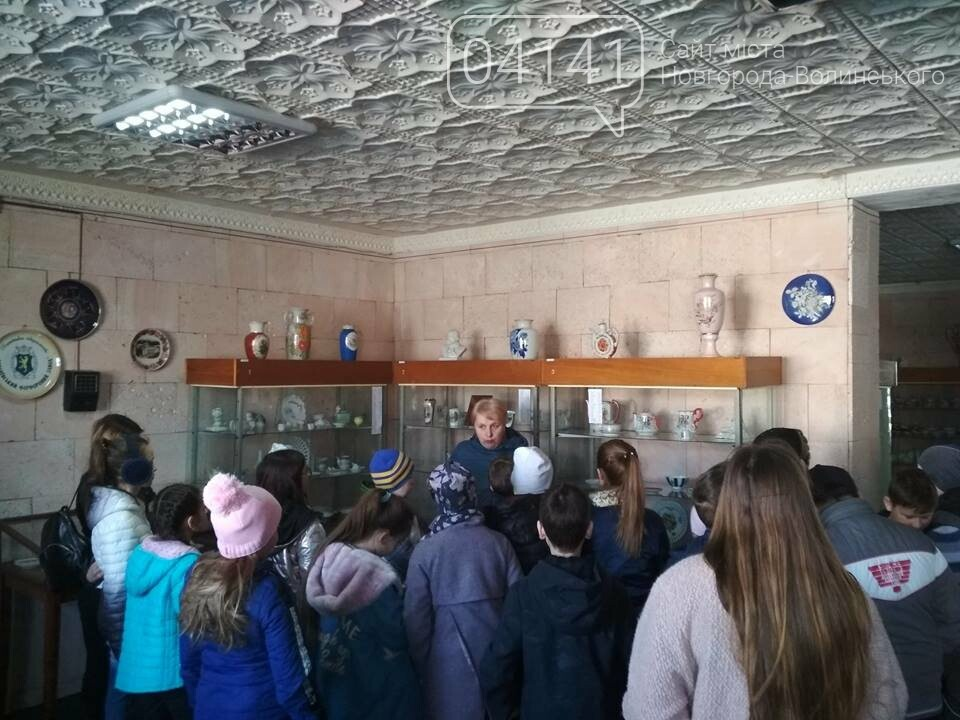Новоград-волинські школярі відвідали Баранівщину, фото-1