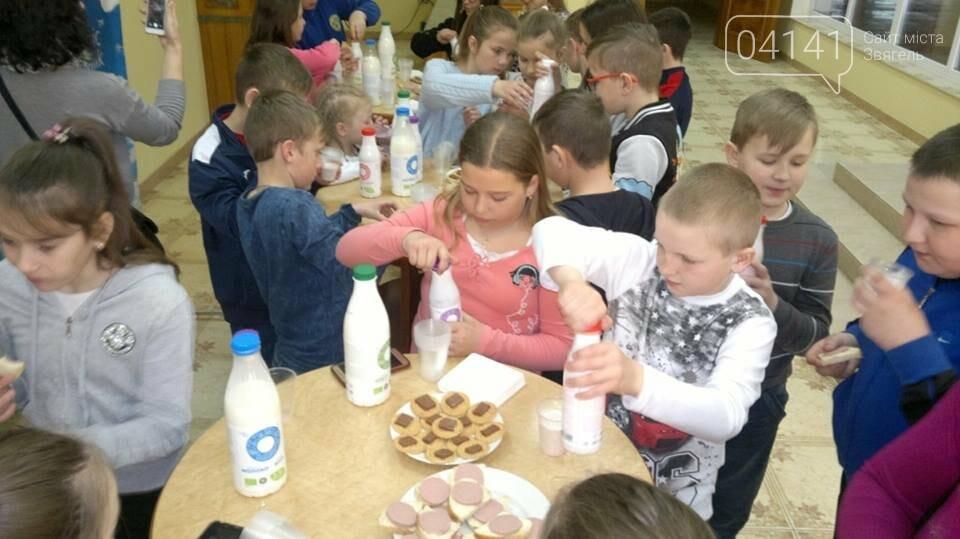 Новоград-волинські школярі відвідали Баранівщину, фото-2