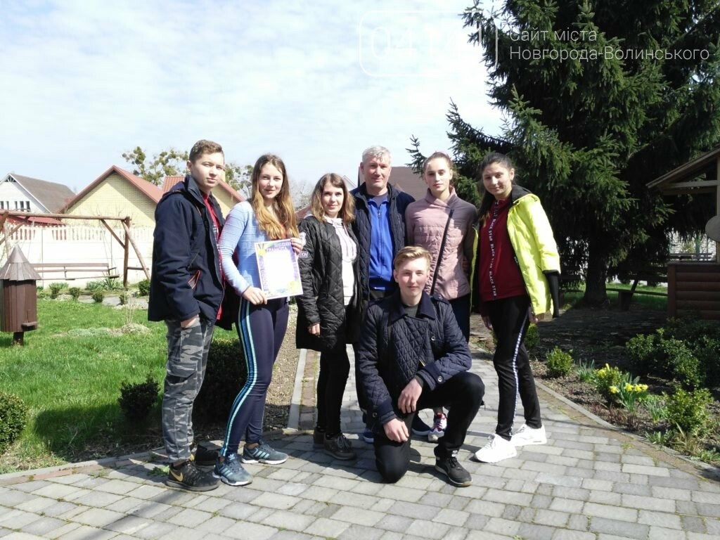 У Новоград-Волинському медичному  коледжі проведено «Спортивно-інтелектуальний КВЕСТ», фото-1