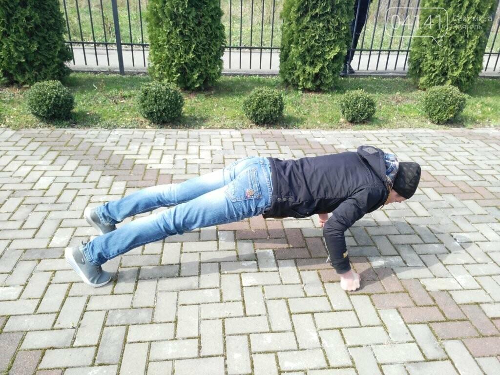 У Новоград-Волинському медичному  коледжі проведено «Спортивно-інтелектуальний КВЕСТ», фото-2