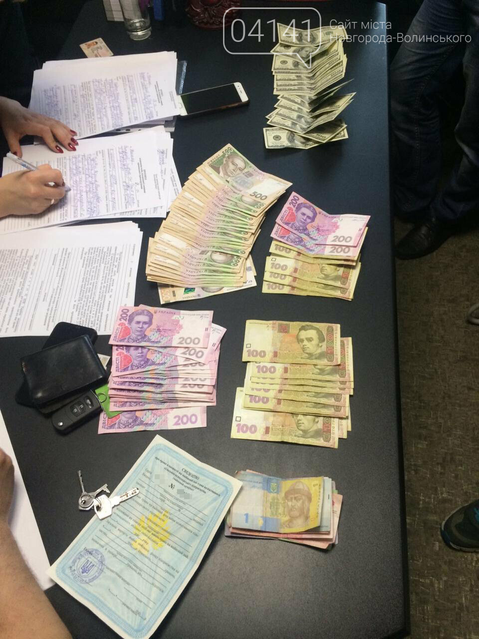 СБУ викрила на хабарі у вісімдесят тисяч гривень посадовця на Житомирщині, фото-3