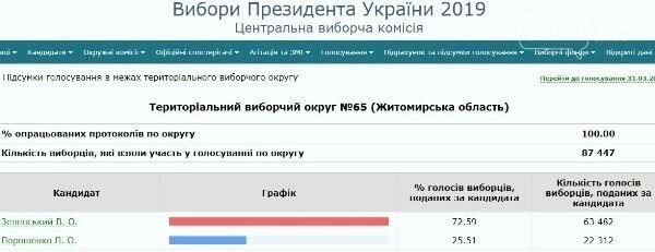 Як проголосували на Новоград-Волинському 65-му виборчому окрузі (РЕЗУЛЬТАТИ), фото-1