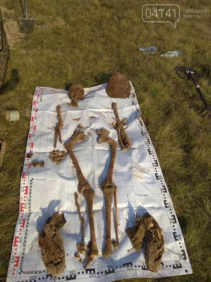 У Новоград-Волинському районі пошуківці знайшли останки двох солдатів часів Другої світової війни, фото-4