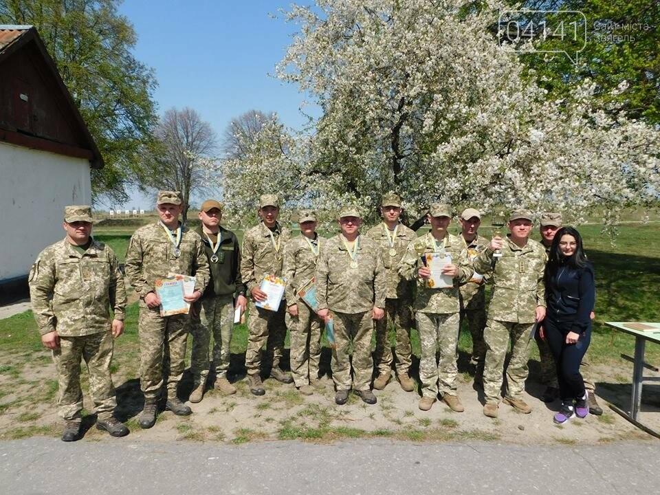Військові інженери з Новограда-Волинського вибороли 1-ше місце на чемпіонаті зі стрільби, фото-3