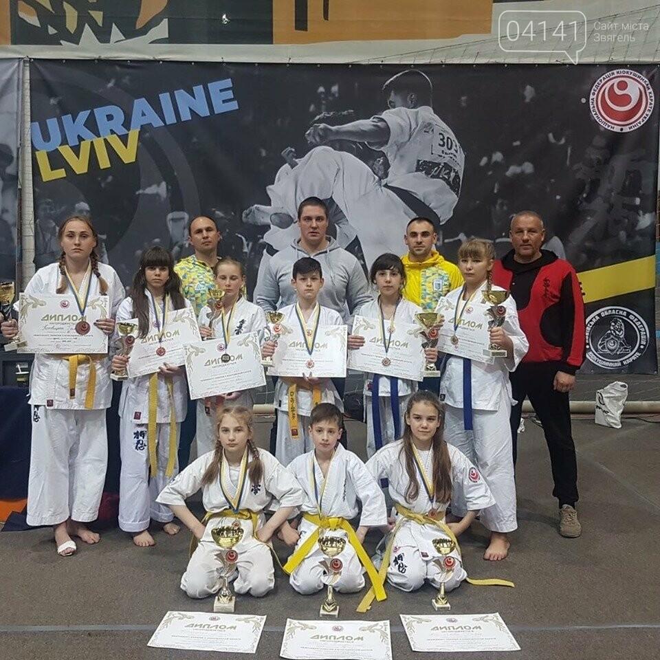 Повернулися з медалями: Новоградські каратисти взяли участь в Чемпіонаті України з кіокушинкай карате, фото-1