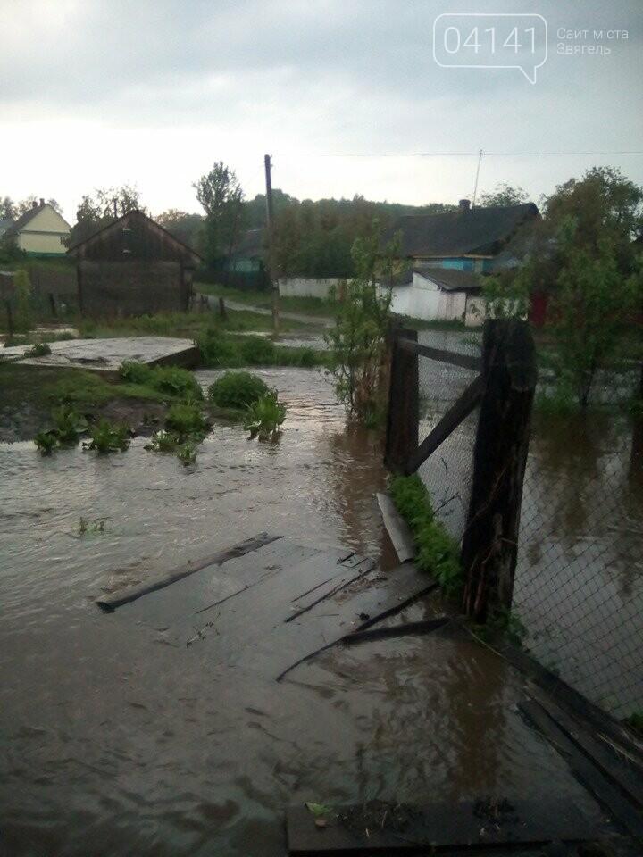 Рятувальники Новоград-Волинщини продовжують надавати допомогу населенню по ліквідації наслідків буревію, фото-5