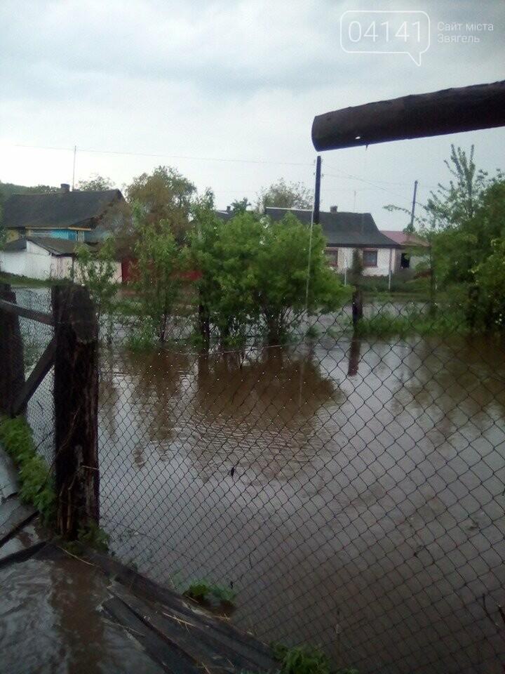 Рятувальники Новоград-Волинщини продовжують надавати допомогу населенню по ліквідації наслідків буревію, фото-8
