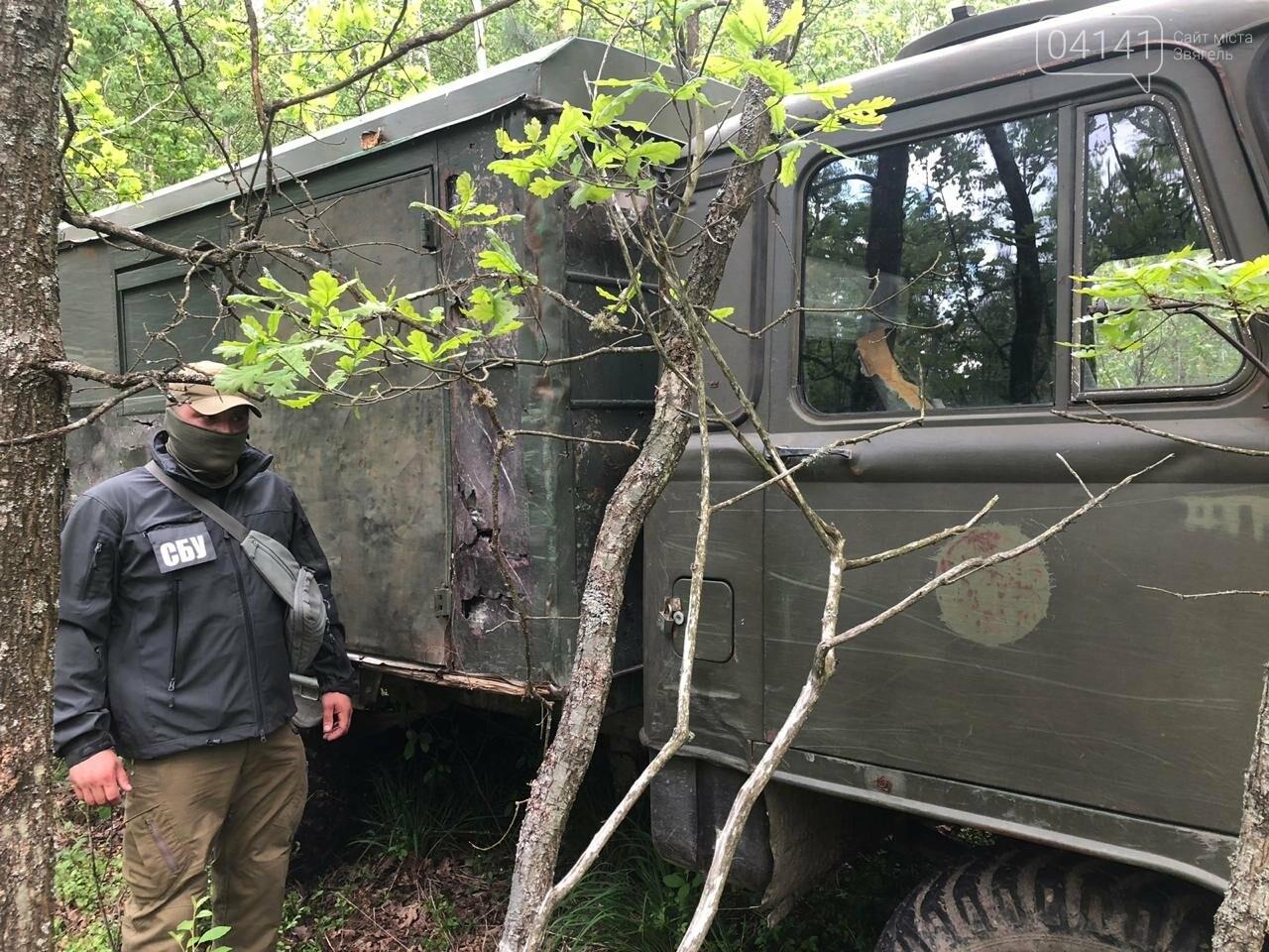 На Житомирщині СБУ припинила діяльність організованого угруповання з незаконного видобутку і збуту бурштину, фото-2