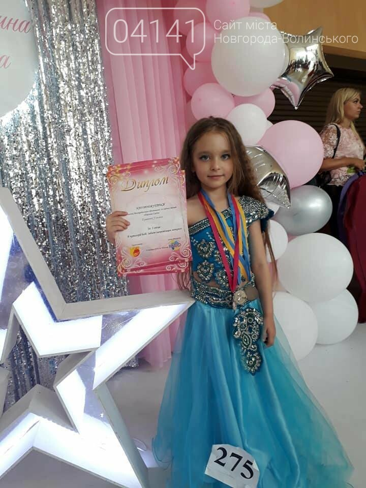 117 медалей вибороли юні звягельчанки на Всеукраїнському фестивалі зі східного танцю «Перлина Сходу – 2019», фото-6