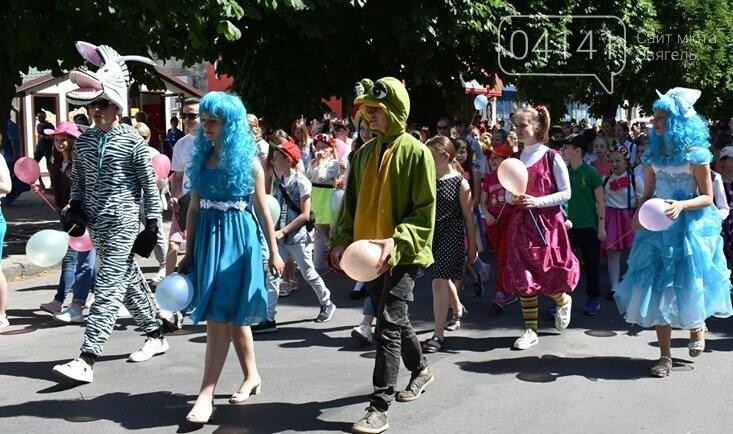 У Новограді відсвяткували Міжнародний день захисту дітей, фото-2