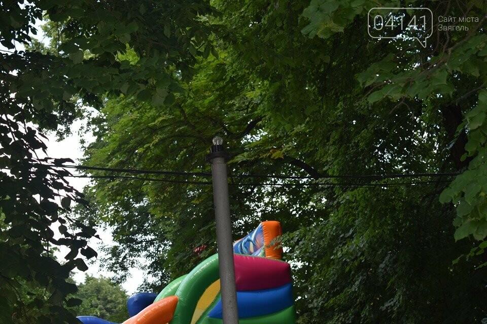 Вандали трощать комунальне майно в Новограді-Волинському, фото-1