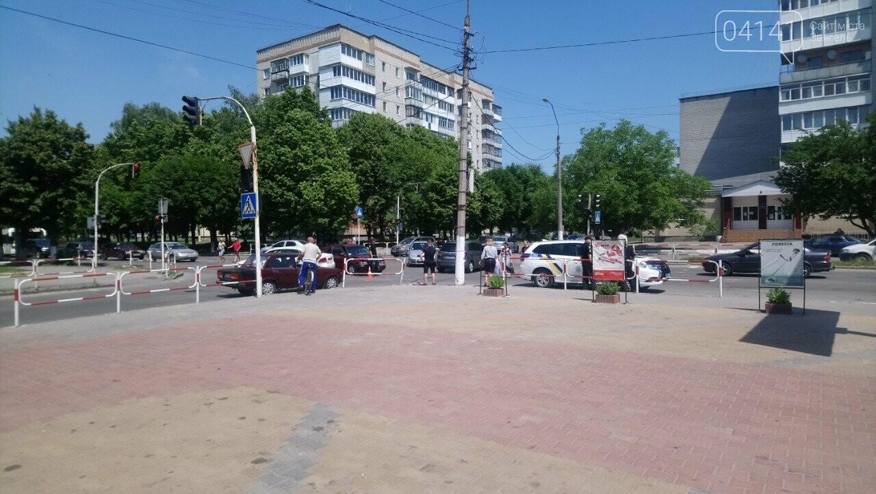 У Новограді-Волинському на перехресті сталася ДТП (ФОТО), фото-2