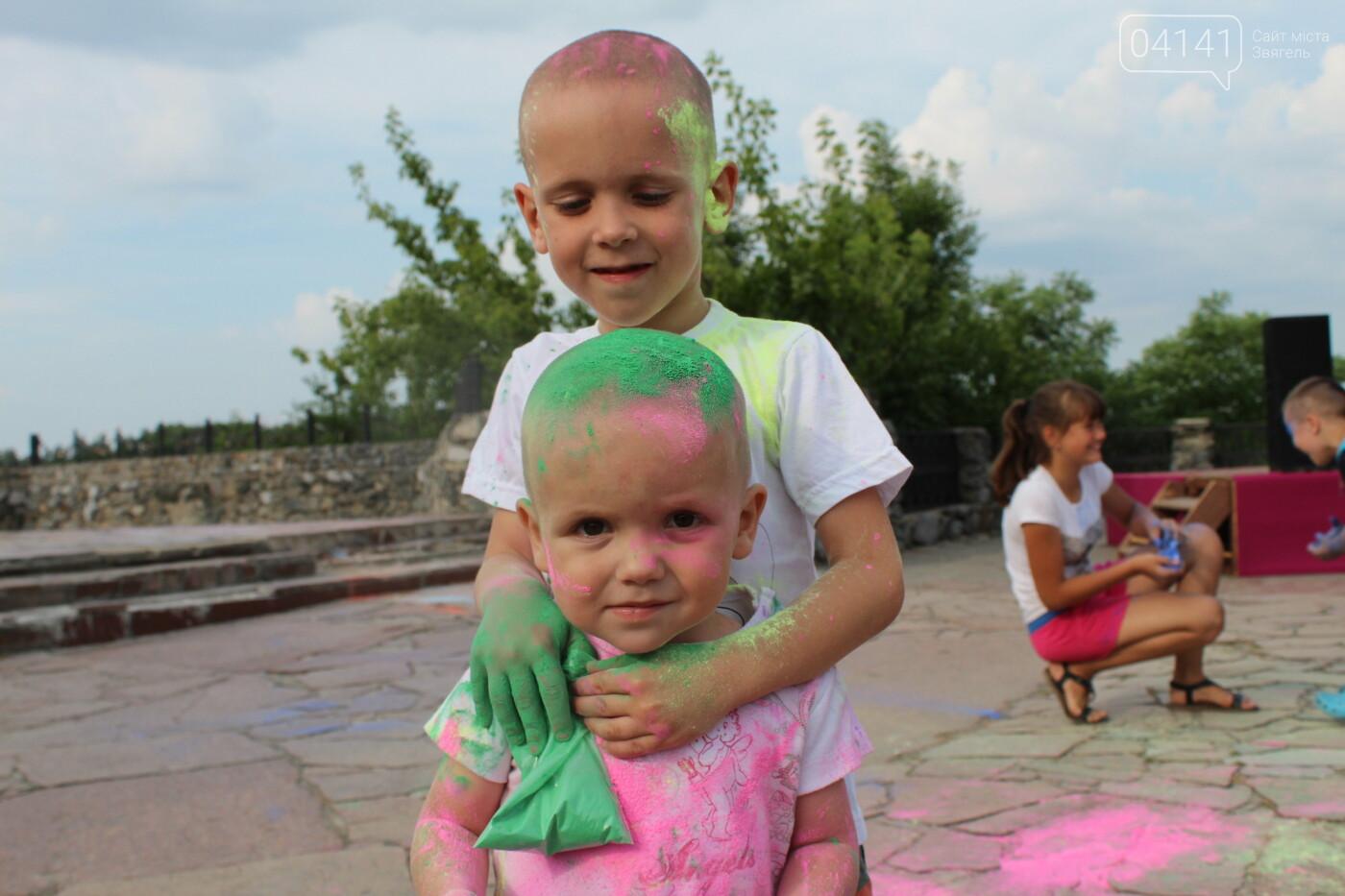 Свято фарб відбулося в Новограді-Волинському (ФОТО, ВІДЕО), фото-2