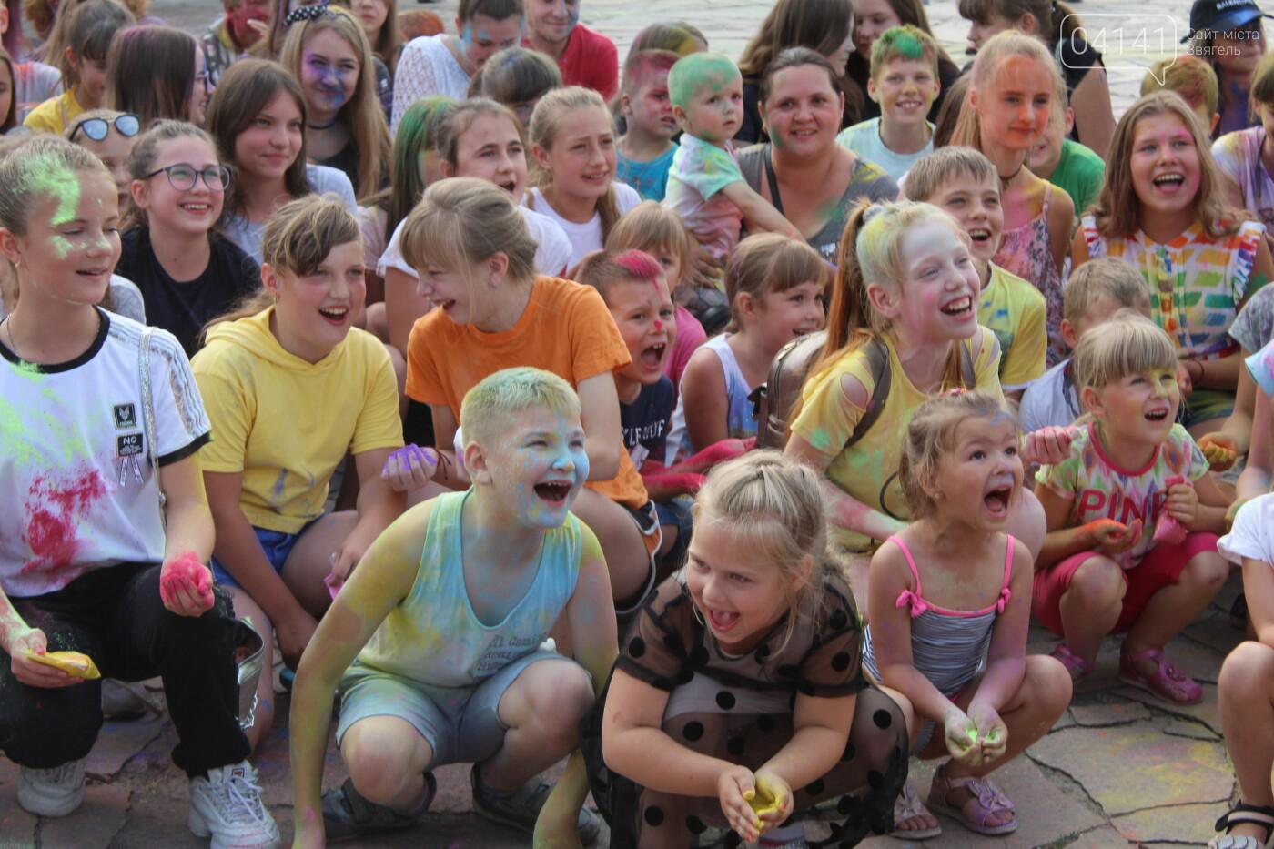 Свято фарб відбулося в Новограді-Волинському (ФОТО, ВІДЕО), фото-16