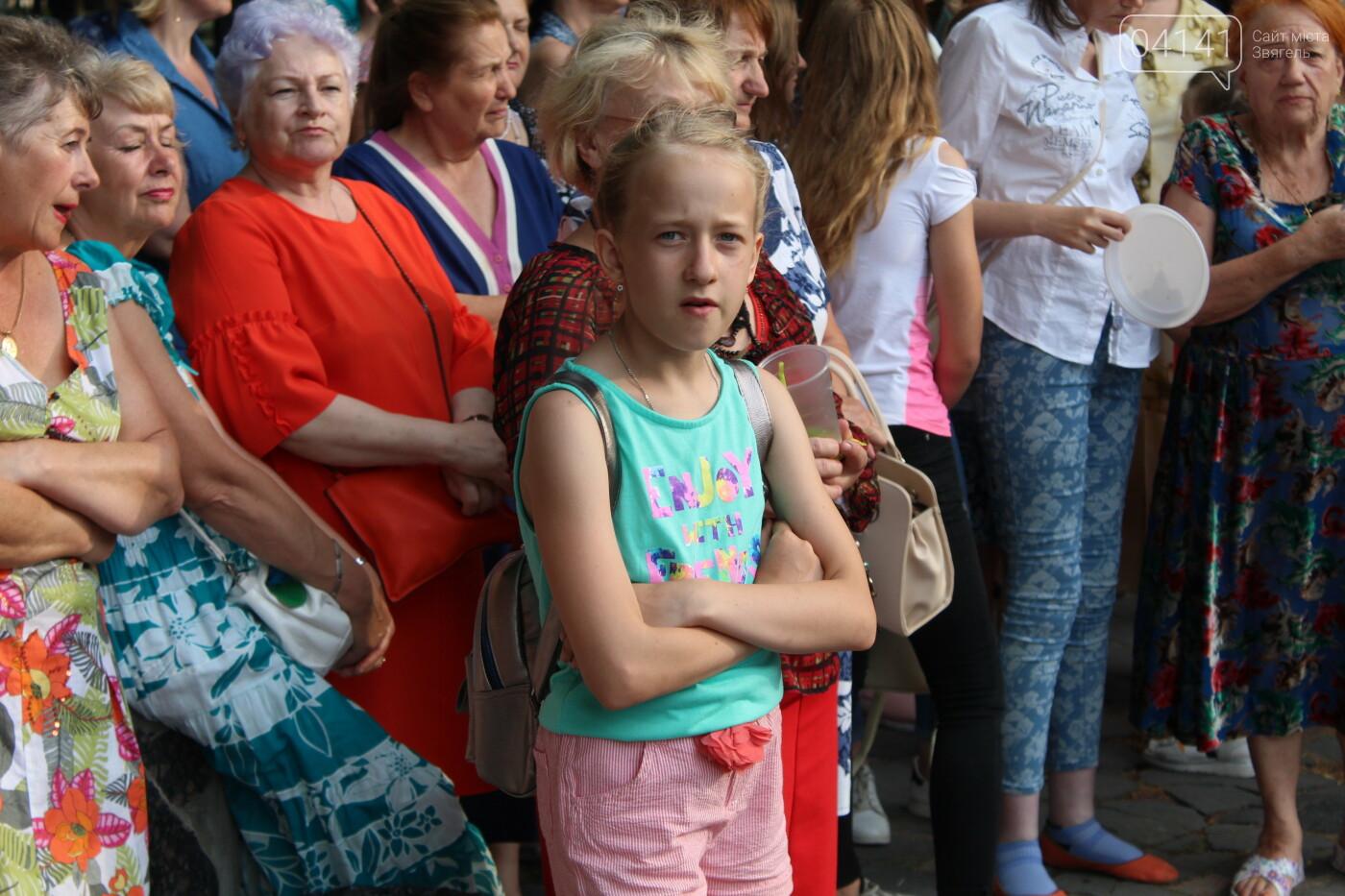 Ретро вечірка відбулася в Новограді-Волинському (ФОТО, ВІДЕО) , фото-3