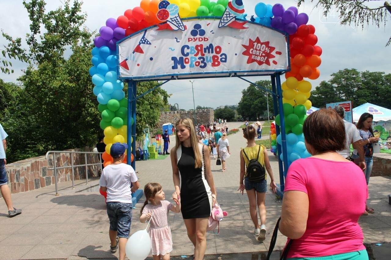 Як проходить свято морозива в Новограді-Волинському (ФОТО, ВІДЕО), фото-1