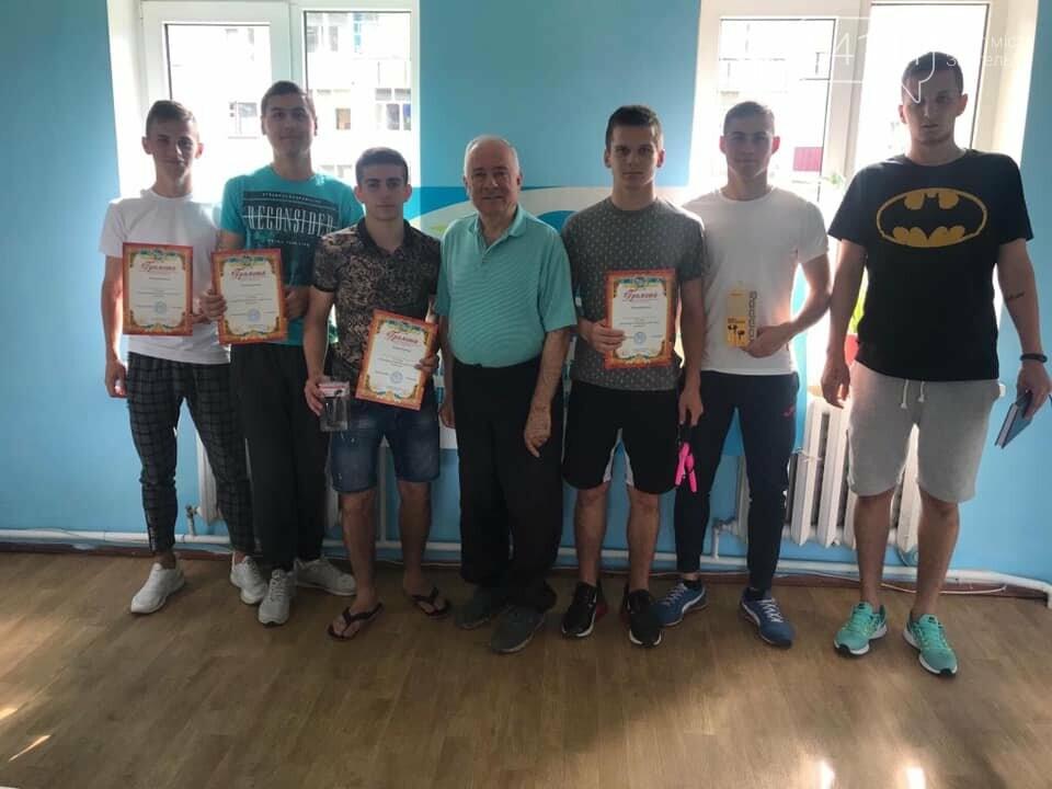 Змагання з настільного тенісу відбулися в Новограді-Волинському, фото-1