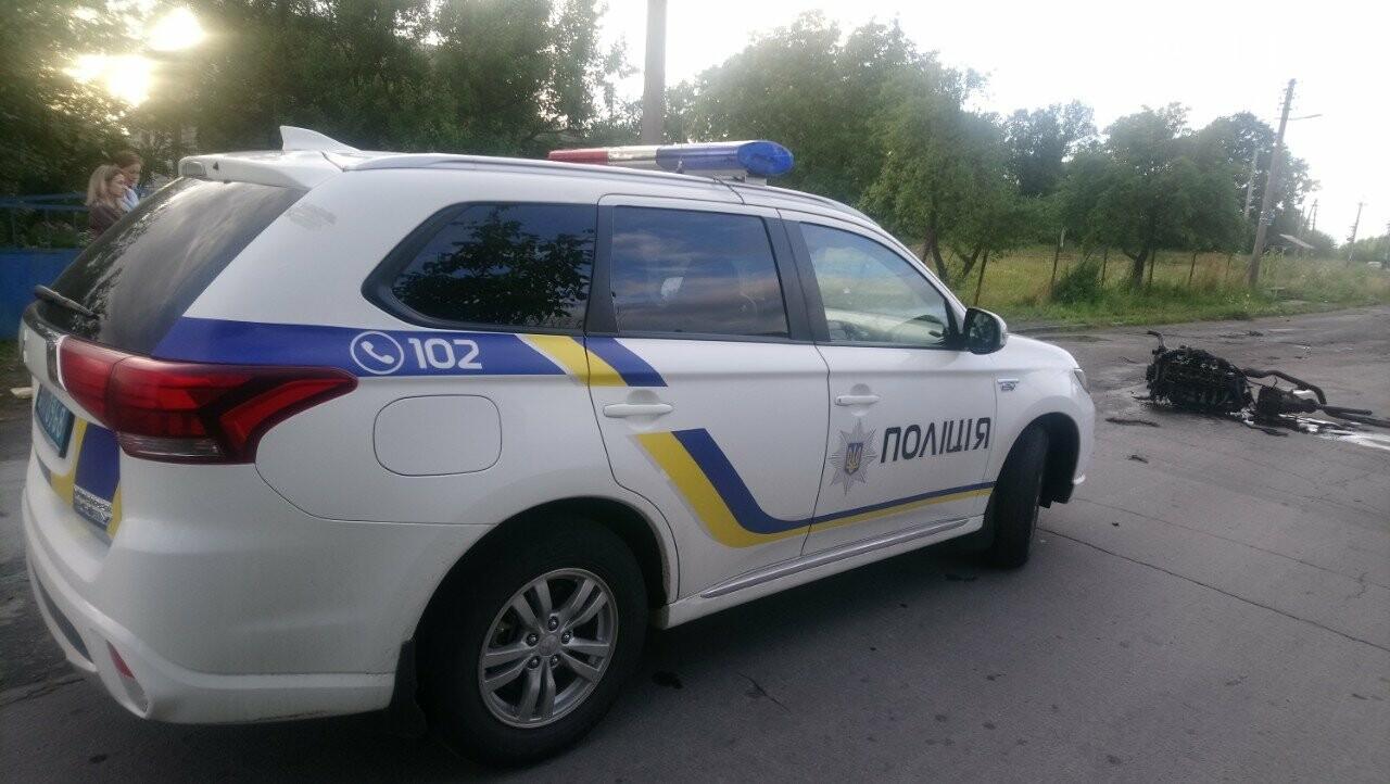ДТП на залізничному переїзді в Новограді: Репортаж із місця події (ФОТО, ВІДЕО), фото-2
