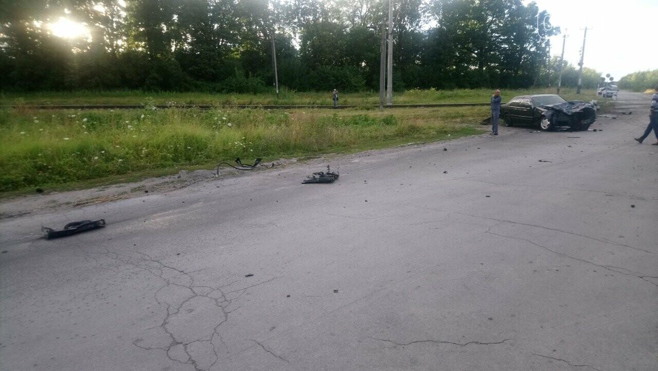 ДТП на залізничному переїзді в Новограді: Репортаж із місця події (ФОТО, ВІДЕО), фото-9