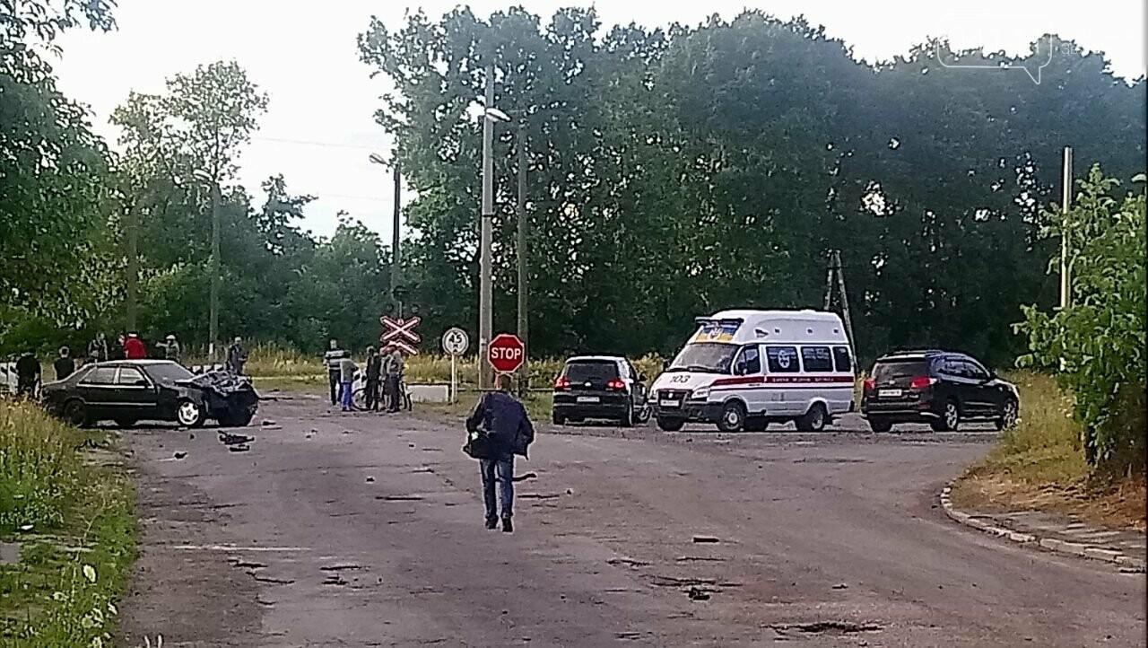 ДТП на залізничному переїзді в Новограді: Репортаж із місця події (ФОТО, ВІДЕО), фото-10