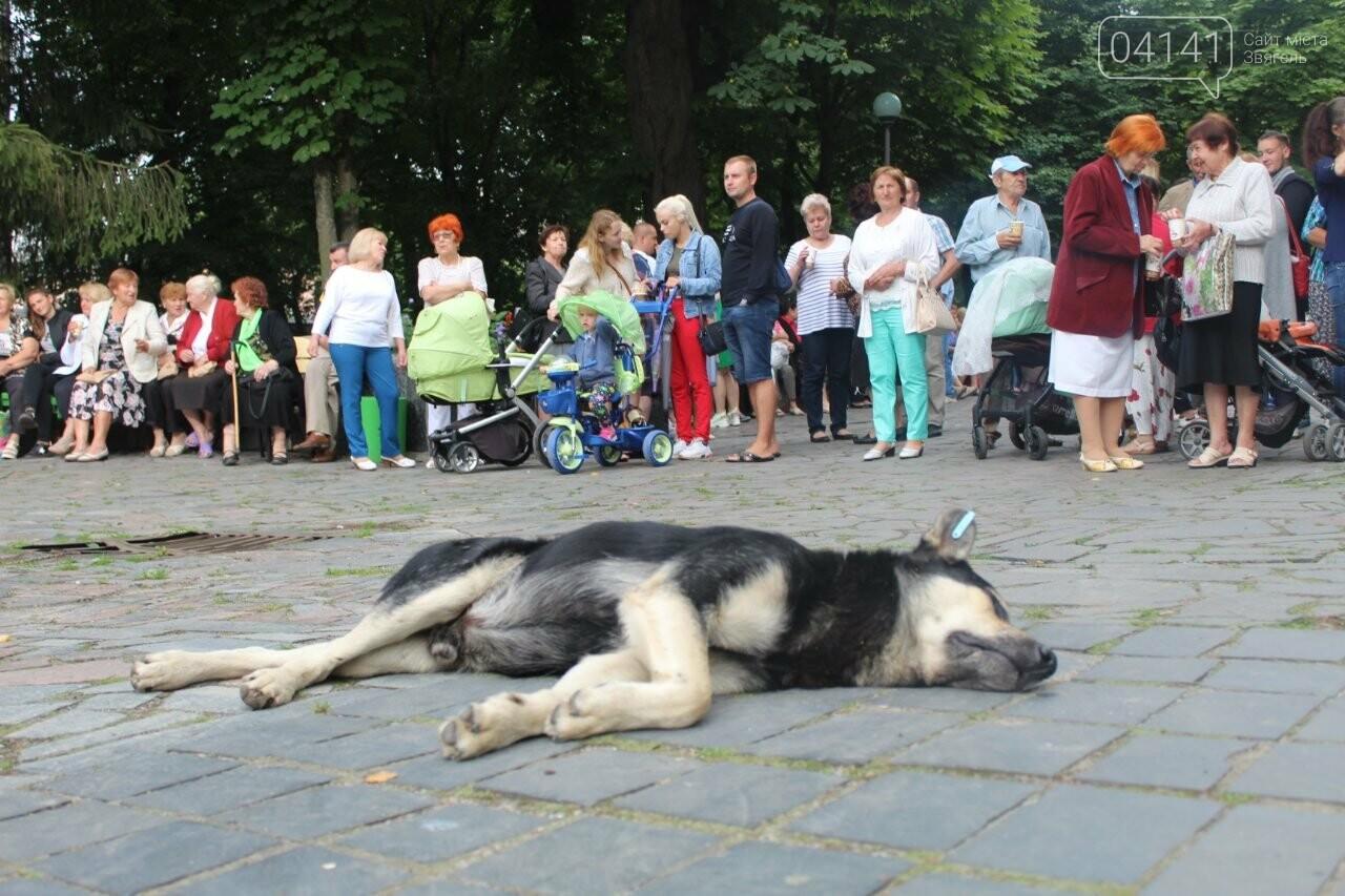 Ретро вечірка в Новограді-Волинському: Кращі моменти (ФОТО, ВІДЕО), фото-6