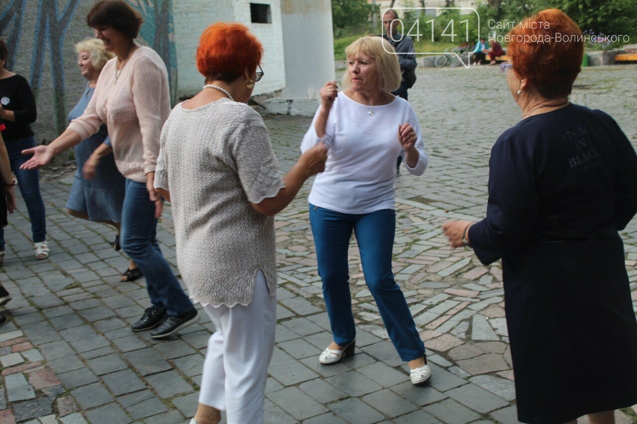 Ретро вечірка в Новограді-Волинському: Кращі моменти (ФОТО, ВІДЕО), фото-15