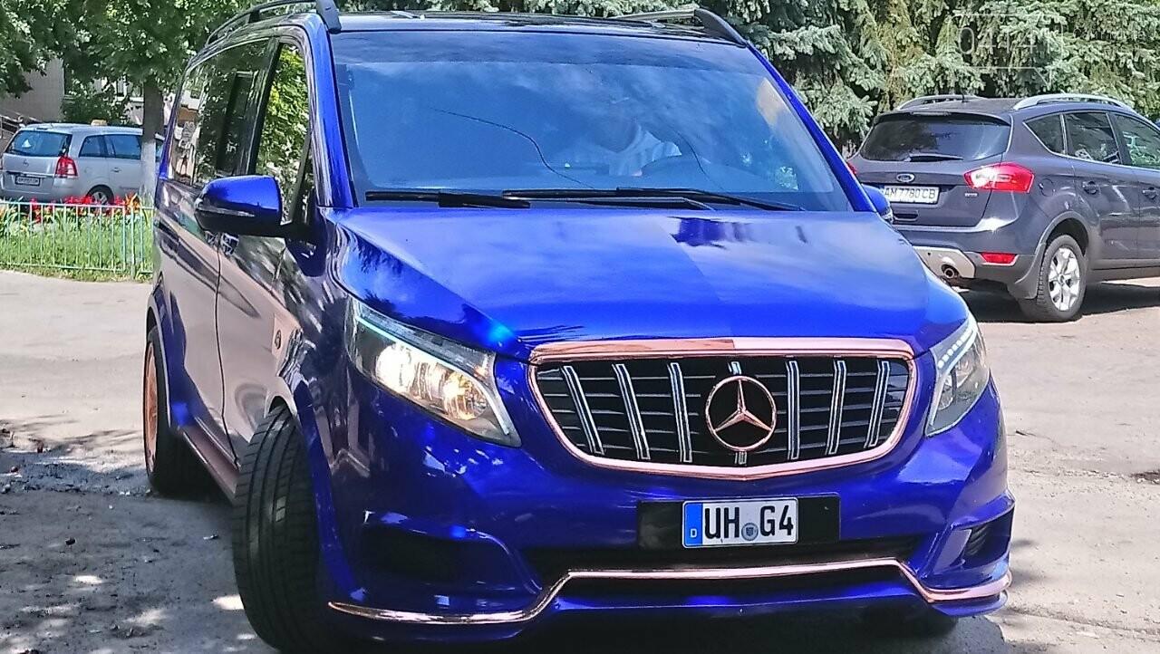 Ексклюзивний Mercedes-Maybach знову в Новограді-Волинському: Коротке інтерв'ю з власником (ВІДЕО), фото-2