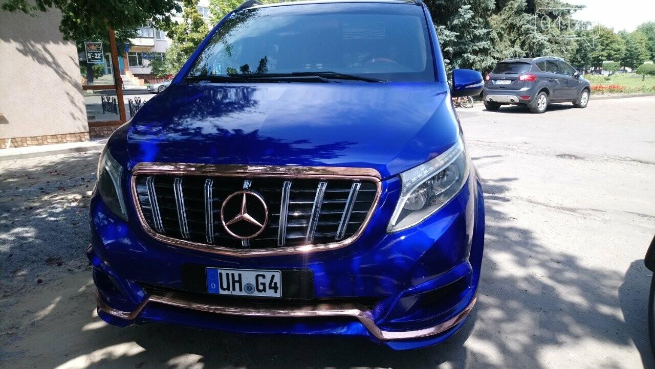 Ексклюзивний Mercedes-Maybach знову в Новограді-Волинському: Коротке інтерв'ю з власником (ВІДЕО), фото-1