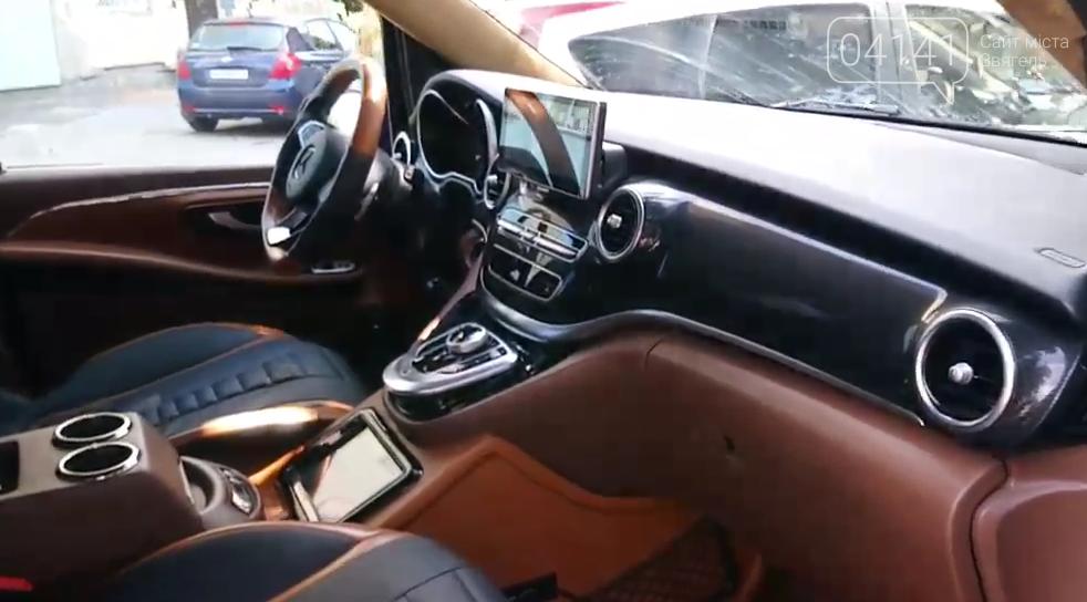 Ексклюзивний Mercedes-Maybach знову в Новограді-Волинському: Коротке інтерв'ю з власником (ВІДЕО), фото-3