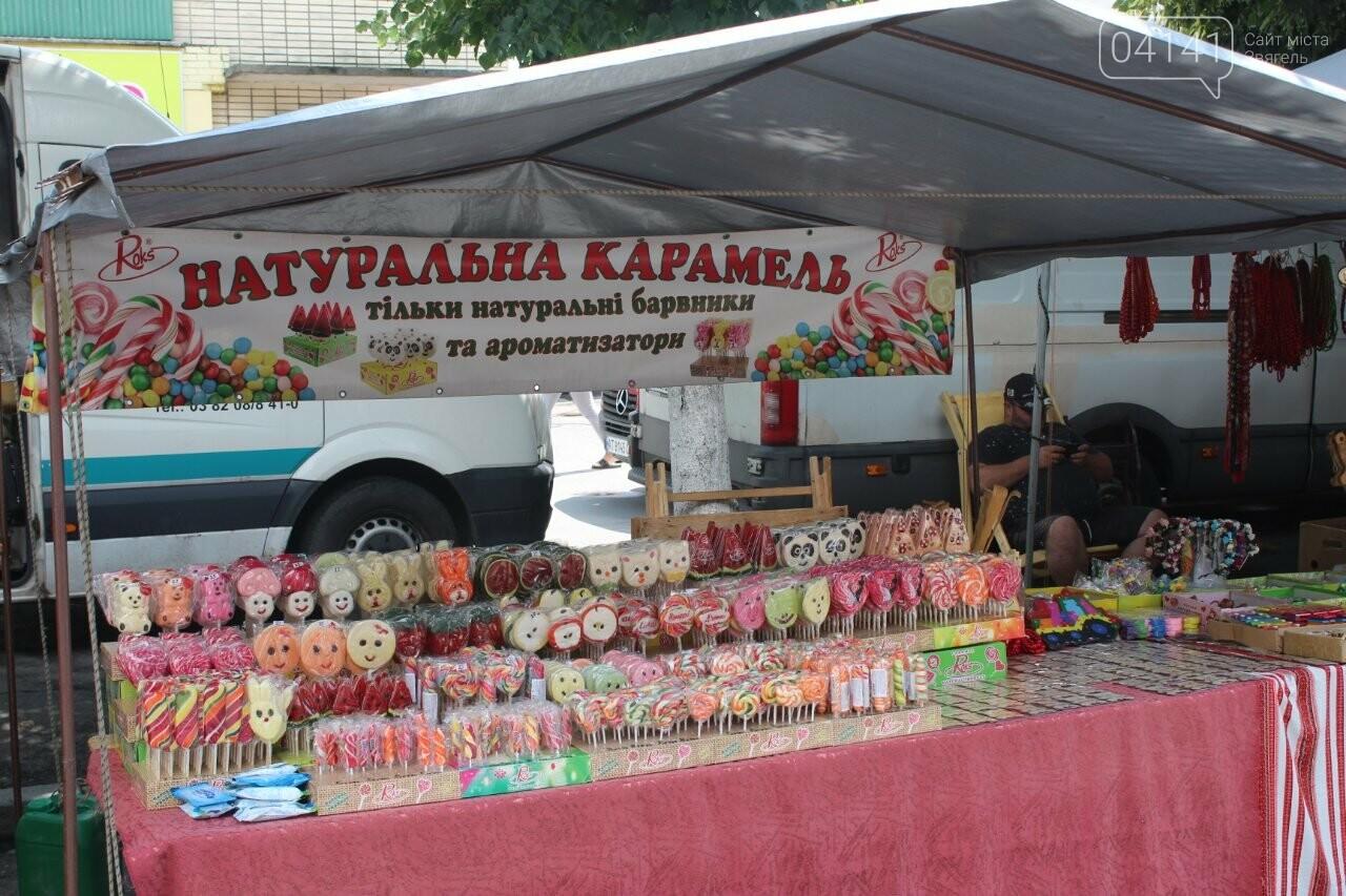 Що корисного та смачного можна купити на святковому ярмарку в Новограді-Волинському, фото-12