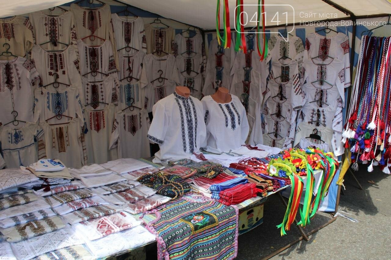 Що корисного та смачного можна купити на святковому ярмарку в Новограді-Волинському, фото-3