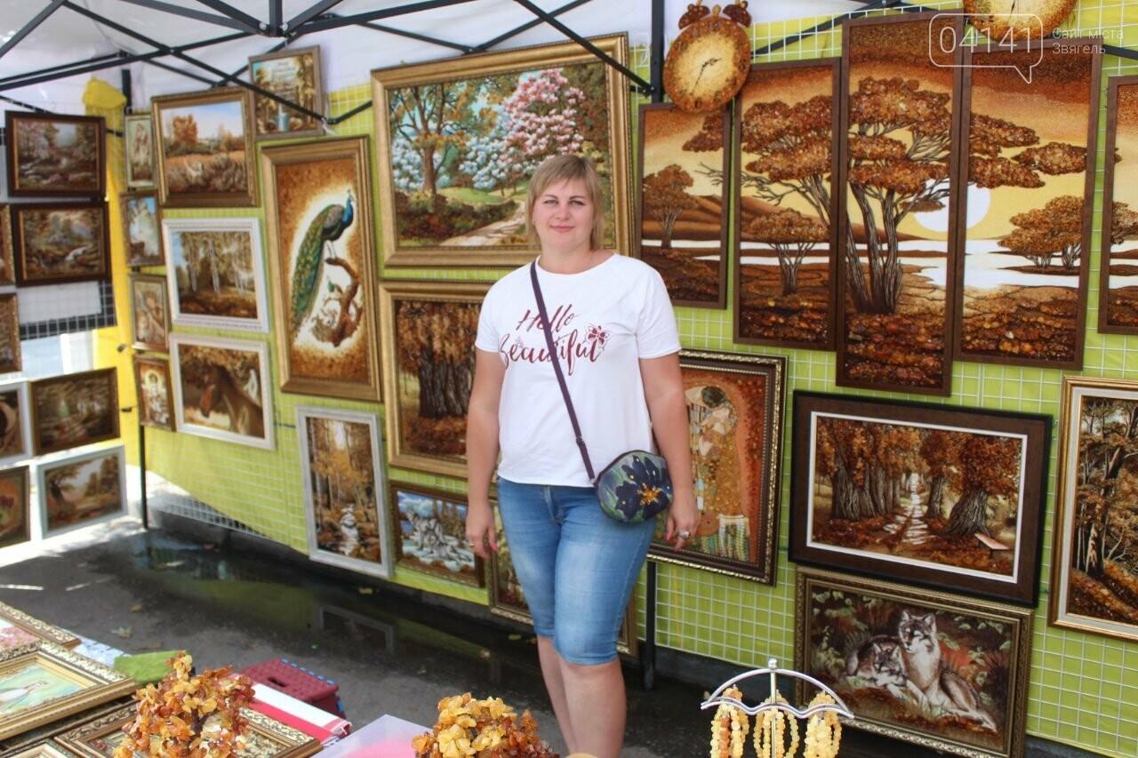 Що корисного та смачного можна купити на святковому ярмарку в Новограді-Волинському, фото-7
