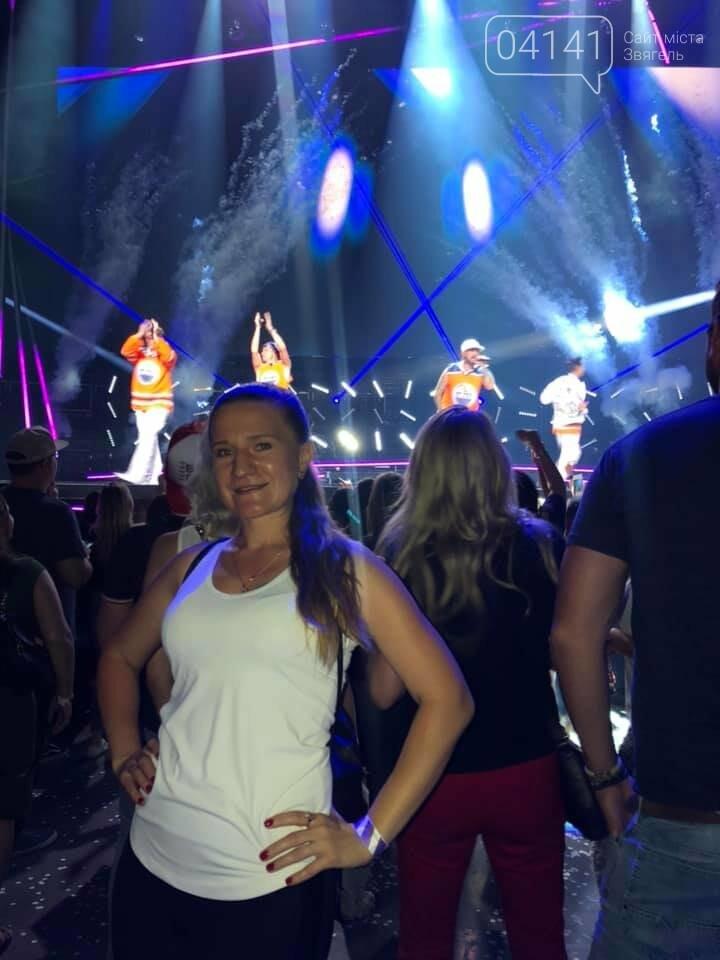 Один із кращих днів життя: Звягельчанка побувала на концерті Backstreet Boys (ВІДЕО), фото-2