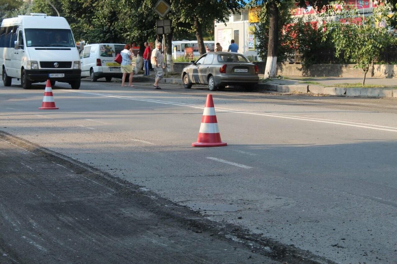 Як у Новограді-Волинському дороги ремонтують (ФОТО, ВІДЕО), фото-7