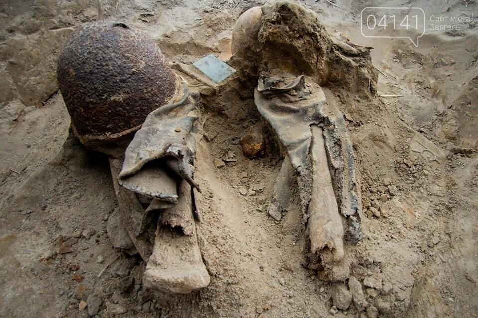 Назавжди невідомі: На Новоград-Волинщині знайшли рештки солдат, які загинули у 1941 році (ФОТО), фото-1