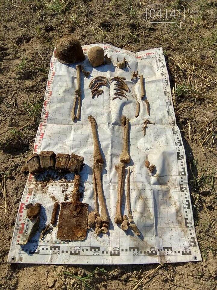 На Новоград-Волинщині знайшли останки солдата часів II - Світової війни, фото-2