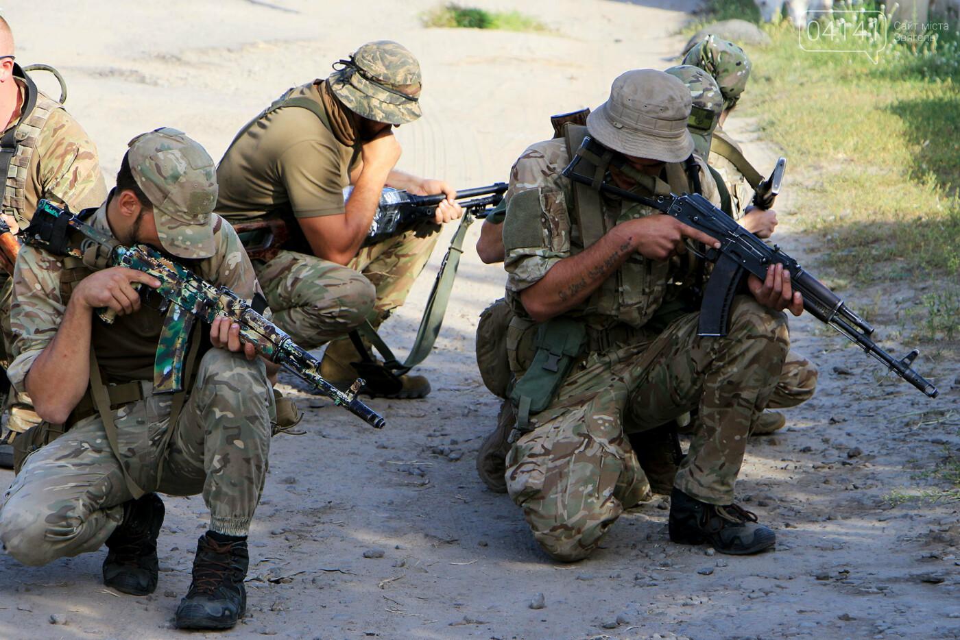 Розвідвзвод 30-ї бригади – найкращий в ООС, фото-2