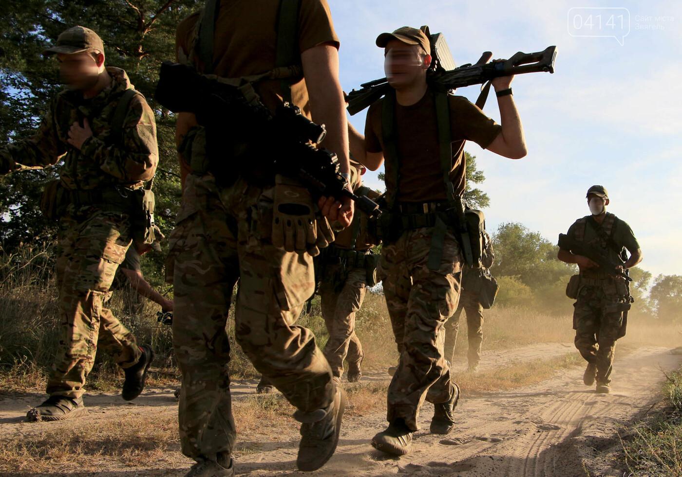 Розвідвзвод 30-ї бригади – найкращий в ООС, фото-3