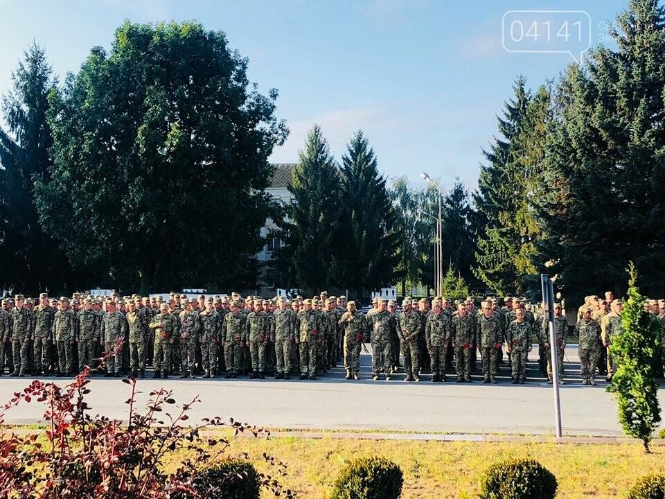 У Новограді відбулися урочистості з нагоди прибуття бійців 30-ї бригади додому (ФОТО), фото-2