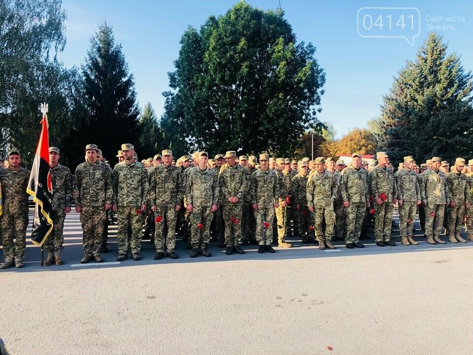 У Новограді відбулися урочистості з нагоди прибуття бійців 30-ї бригади додому (ФОТО), фото-3